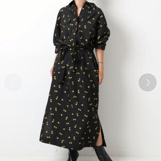 Spick and Span - 【SECOND FEMALE】EIMY FLOWER DRESS◆