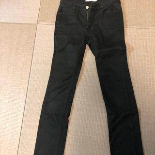 Levi's - リーバイス 黒パンツ27インチ