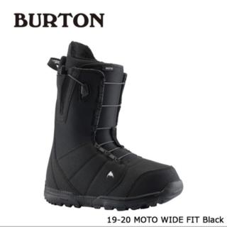バートン(BURTON)の新品未使用 BURTON MOTO バートン モト ワイド 26.5cm(ブーツ)