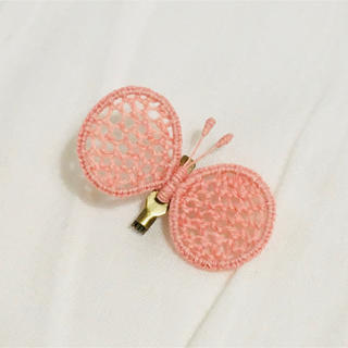 mina perhonen - ice-cream headache woolてふてふ ピンク