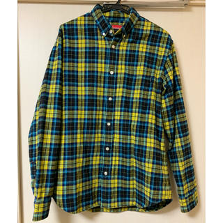 Supreme - Supreme Lightweight Flannel Shirt 14SS