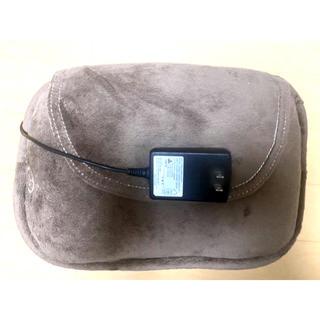 オムロン(OMRON)のオムロン  温熱 マッサージ枕  1個  ワイヤ式(マッサージ機)