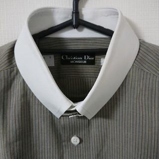 Christian Dior - クリスチャンディオール クレリックシャツ