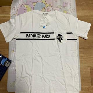 サンリオ(サンリオ)のバッドばつ丸 Tシャツ (Tシャツ/カットソー(半袖/袖なし))
