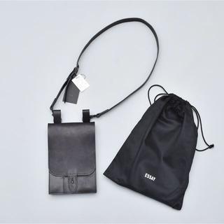 サンシー(SUNSEA)のessay エッセイ LEATHER MAP BAG(トートバッグ)
