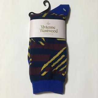 Vivienne Westwood - Vivienne Westwood レディース ソックス 靴下