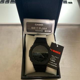 ジーショック(G-SHOCK)の新品未使用 GA-2100-1A1JF g-shock(腕時計(デジタル))