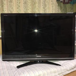 東芝 - 東芝 レグザ REGZA 37Z9000 37V型 テレビ  ジャンク品