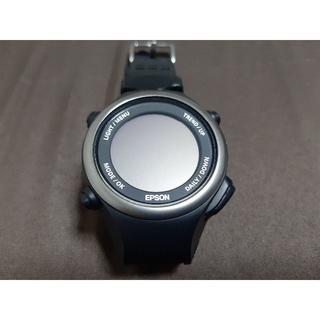 エプソン(EPSON)の送料込 PS-600B  脈拍計測機能搭載活動量計 PULSENSE(腕時計(デジタル))