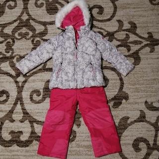 キッズ スキーウェア 女の子 Size6 120