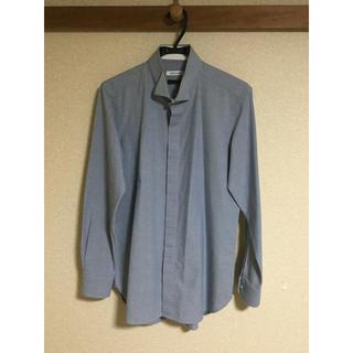 スーツカンパニー(THE SUIT COMPANY)のスーツカンパニー ウイングカラードレスシャツ 無地(シャツ)