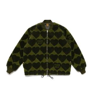 A BATHING APE - HUMAN MADE FLEEE JACKET  リバーシブル  ジャケット