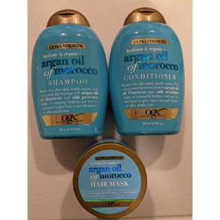 Moroccan oil - OGX 3点セット