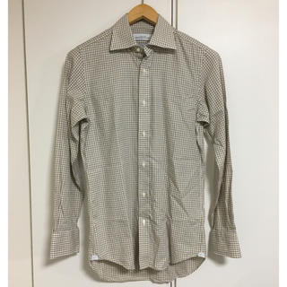 グリーンレーベルリラクシング(green label relaxing)の【期間限定価格】ユナイテッドアローズのチェックシャツ(シャツ)