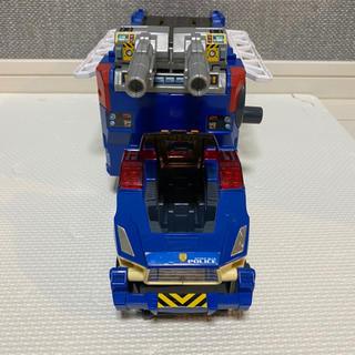 タカラトミー(Takara Tomy)のトミカ ハイパーブルーポリス02ハイパーブルーポリス2キャリアランナープラレール(ミニカー)