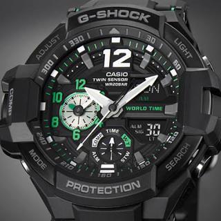 ジーショック(G-SHOCK)のCASIO  G-SHOCK GA-1100-1A3JF Gショック(腕時計(アナログ))