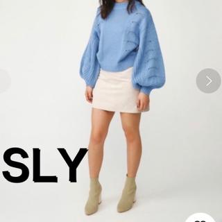 スライ(SLY)のSLY スエードミニスカート(ミニスカート)