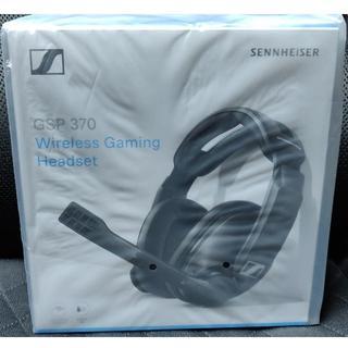 ゼンハイザー(SENNHEISER)のSENNHEISER ゼンハイザー ワイヤレスヘッドセット GSP 370(ヘッドフォン/イヤフォン)