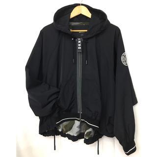 DKNY ダナキャラン レディース ドルマン ジャンパー XL ブラック