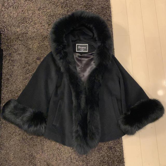 GRACE CONTINENTAL(グレースコンチネンタル)のグレースコンチネンタル ポンチ レディースのジャケット/アウター(毛皮/ファーコート)の商品写真
