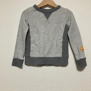 裏毛 トレーナー 100(Tシャツ/カットソー)