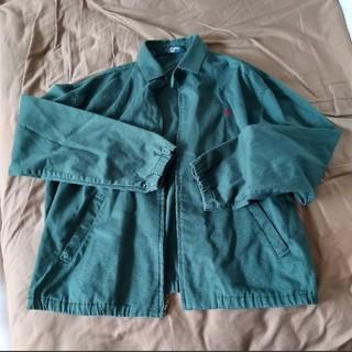 ラルフローレン(Ralph Lauren)のラルフ スイングトップ 深緑(ブルゾン)