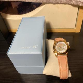 カナルヨンドシー(canal4℃)の腕時計(腕時計)