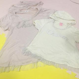 アクシーズファム(axes femme)のアクシーズファム 親子ペア セット売り(Tシャツ/カットソー)