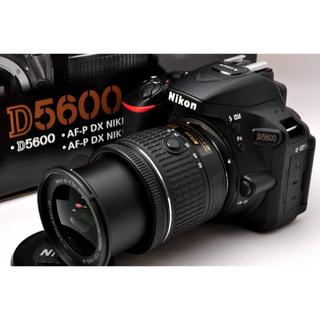 Nikon - ❤️Wi-Fi&Bluetooth搭載♪❤️ニコン D5600 レンズキット❤️