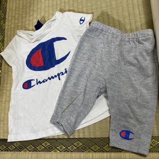 チャンピオン(Champion)のchampion セットアップ(Tシャツ)