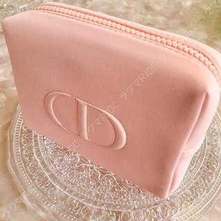 Christian Dior - 【新品未使用】ディオール 2020限定 ふわふわ ポーチ コスメケース 新作