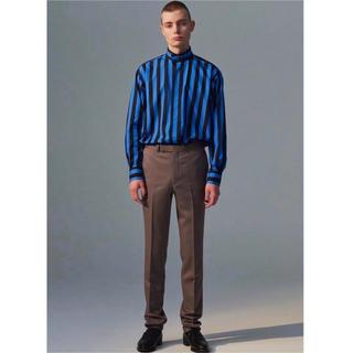 ジョンローレンスサリバン(JOHN LAWRENCE SULLIVAN)のlittlebig2019ストライプシャツ(シャツ)