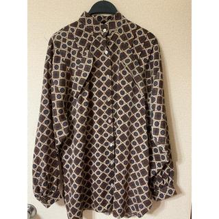 アリシアスタン(ALEXIA STAM)のjuemi mosque shirt(シャツ/ブラウス(長袖/七分))