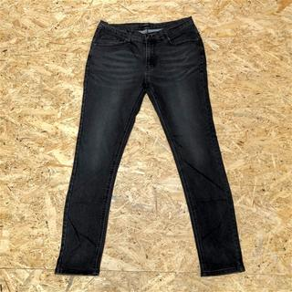ロシェル(Roshell)のroshell ジーンズ デニム パンツ M 股下75cm 黒 メンズ JF20(デニム/ジーンズ)