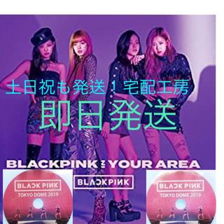 HTC BLACK - BLACKPINK2019★日本語 2020 INYOURAREA 東京ドーム