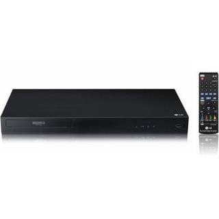 エルジーエレクトロニクス(LG Electronics)の2018年製 LG UBK80 4Kブルーレイプレイヤー(ブルーレイプレイヤー)