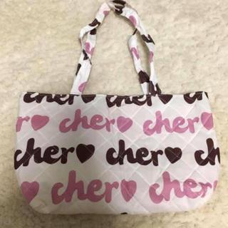 シェル(Cher)のCher エコバッグ(トートバッグ)