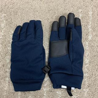 ユニクロ(UNIQLO)のユニクロ ヒートテックライナー ファンクション S/M キッズ手袋(手袋)