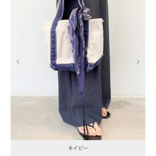 L'Appartement DEUXIEME CLASSE - 10/20までの出品【新品】L.L.Bean キャンバストートバッグS