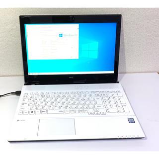 エヌイーシー(NEC)の第7世代 Core i7 SSD1TB メモリ16GB ノートパソコン(ノートPC)