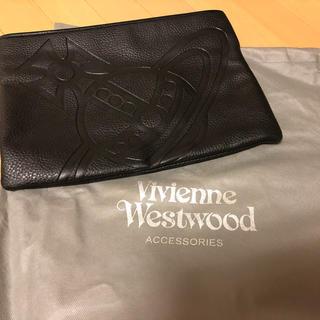 ヴィヴィアンウエストウッド(Vivienne Westwood)のヴィヴィアンウエストウッド クラッチバッグ オーブ(クラッチバッグ)