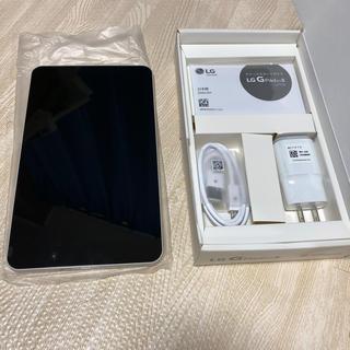 エルジーエレクトロニクス(LG Electronics)のLG GPad 8.0 Ⅲ(タブレット)