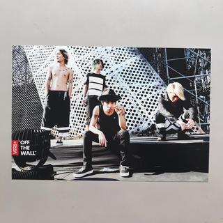 ONE OK ROCK - ONE OK ROCK×VANS ポストカード