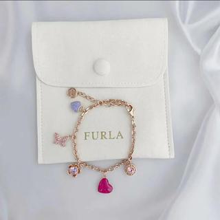 フルラ(Furla)のFURLA スワロフスキー ブレスレット(ブレスレット/バングル)