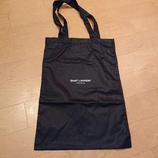サンローラン(Saint Laurent)の本物サンローランオムメンズトートバッグ布バッグショップバッグエコバッグショッパー(トートバッグ)