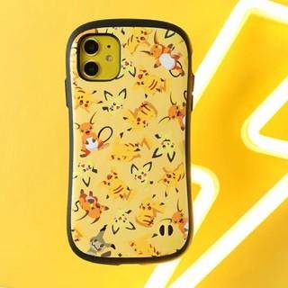 ポケモン(ポケモン)のiPhone11 スマホケース ピカチュウ×ミミッキュ 新品未開封(iPhoneケース)