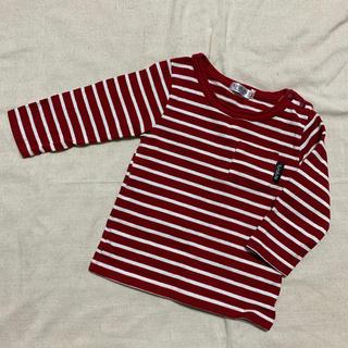 フタフタ(futafuta)のfutafuta Tシャツ 80センチ(Tシャツ)