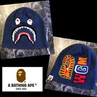 アベイシングエイプ(A BATHING APE)のa bathing ape★ビーニー(ニット帽/ビーニー)