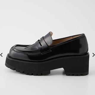 スライ(SLY)のPLATFORMローファー【人気商品】【送料込み】(ローファー/革靴)
