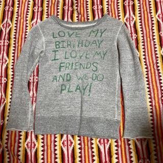 ゴートゥーハリウッド(GO TO HOLLYWOOD)のトレーナー(薄手)★130センチ★(Tシャツ/カットソー)